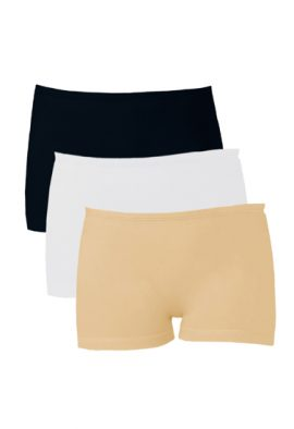 Snazzyway Boyshorts Brief Pack Of 3