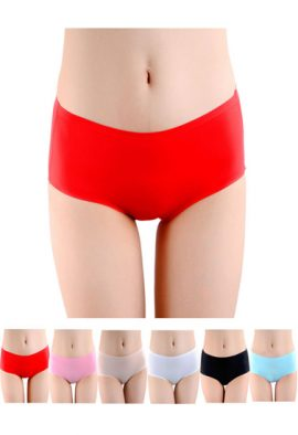 Wonderful Assorted Brief Panties Pack Of 6