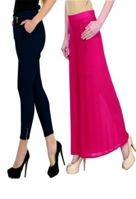 Combo Offer- Women's Perfect Fitted Modern Bottoms