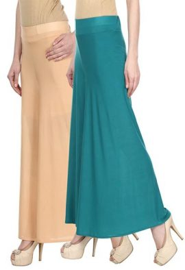Pack Of 2 Super Stunning Palazzo Trousers