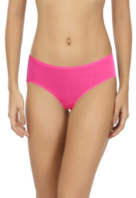 Pink cotton panty Snazzyway 1