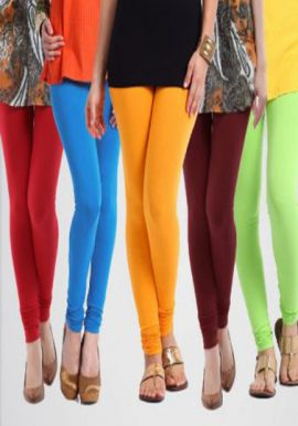 Wholesale Perfect Stylish Lot Of 5 Leggings