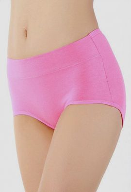 Bpc Comfort Waistband 5-Pack Plus Size Briefs