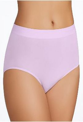 Bpc Light Pink Plus Size Comfy Underwear