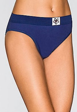 Bpc Mid Rise Plus Size Cotton Brief 4-Pack