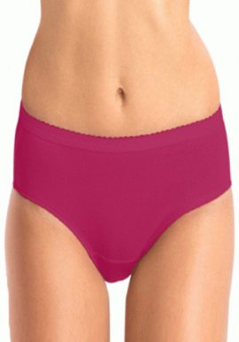 Bpc Pack Of 3 Modern Plus Size Comfy Panties