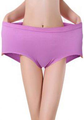 Plus Size- Bpc Quick Look 3 Cotton Stretch Briefs