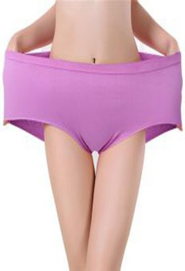 Plus Size- Bpc Quick Look 3 Cotton Stretch Briefs