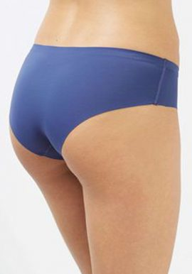 Seamless Microfiber Stretch Hipster Panties 2-Pk
