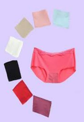 Snazzyway 8-Pack Multi-Colors Microfiber Panties