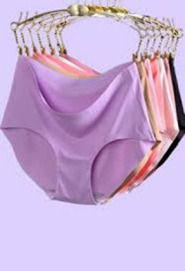 Snazzyway Comfort Seamless Microfiber Panties 7-Pk