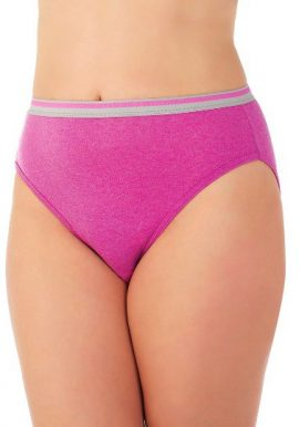 Western Beauty 4 Pack Breathable Assorted Brief (3XL,4XL,5XL)