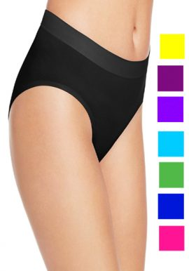 Western Beauty 8-Pack Assorted Low Rise Panties (3XL,4XL,5XL)