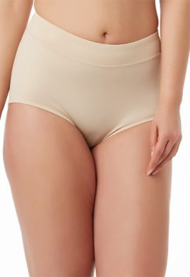 Western Beauty Comfort Stretch Waistband 5 Panties (3XL,4XL,5XL)
