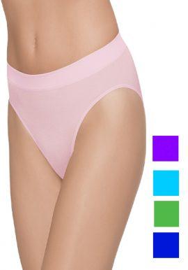 Western Beauty Cotton Assorted 5-Pack Panties (3XL,4XL,5XL)