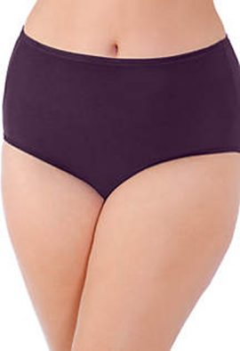 Western Beauty Cotton Breathable Waist Brief 6-Pack (3XL,4XL,5XL)