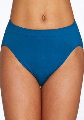Westren Beauty 5-Pack Soft Elastic Plus Size Panties