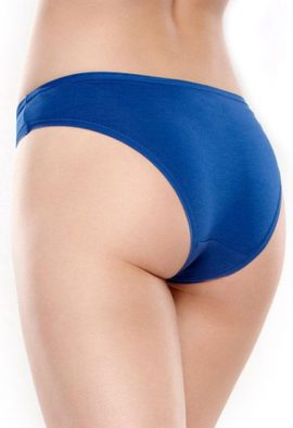 Westren Beauty Plus Size Elastic Waist Panties 3-Pack