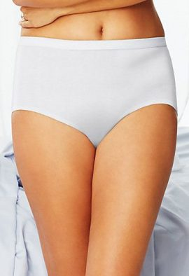 Westren Beauty Plus-Size Everyday Panties Pk-3
