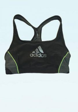 Adidas Running Fitness Racerback Sports Bra