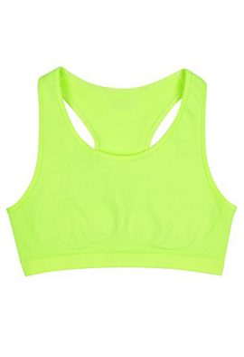 Bpc Active High Girls Racerback Training Bra