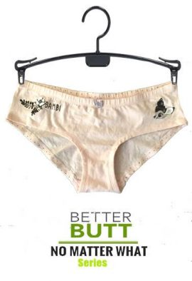 Disney Bambi Ladies Knickers Hipster Brief