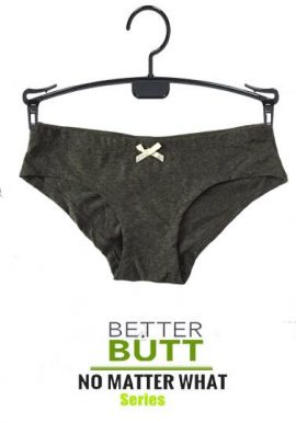 Secret Possessions Grey Hipster Panty