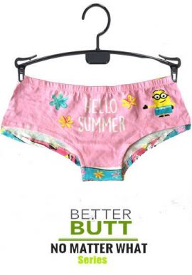 Secret Possessions Hello Summer Print Boyshort Panty