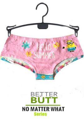 Secret Possessions Hello Summer Print Boyshort Panty