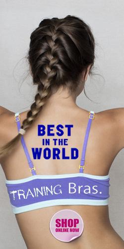 Training bra online