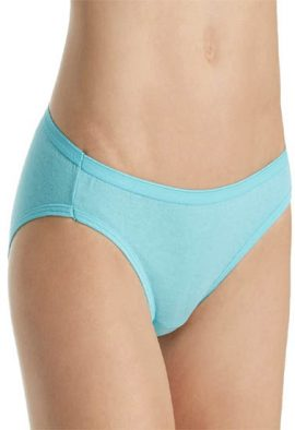 Pack Of 2 No Ride Up High Waist Cotton Panties