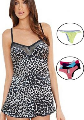 D&G Gorgeous Camisole Gift For Your Valentine