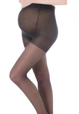 H&M Mama Tights Semi Shiny 20 Den 2 Pk Pantyhose