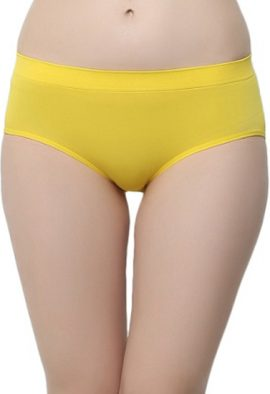 Ladies Pack of 2 Relaxed Fit Cotton Panties
