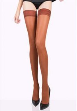 Elite Nylon Ultra Thin Nude Stockings