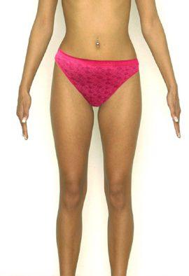 Best Deal- Buy Now Plush Waistband Mixed Panties Set Size M