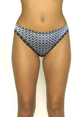 Yamamay Silky Touch Dotted Print High Waist Panty