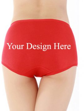 Create Design- Cotton Full Coverage Bikini Panty