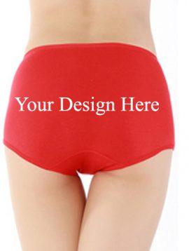 Create Design- Cotton Full Coverage Bikini Panty