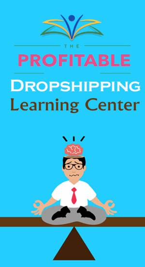 profitable dropshipping leaning center snazzyway