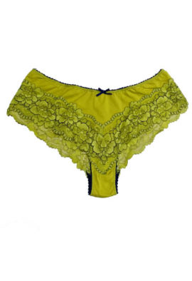 All time favorite luxurious Green Women's hipster Panty Underwear