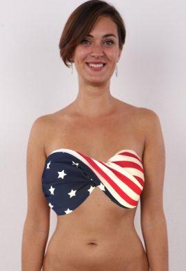 American Sexy & Stylish Bandeau Beach Bra
