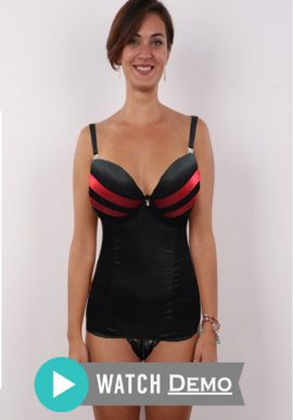 Playboy BLACK Push Up Padded Midnight Dreams Bustier