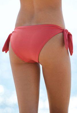 EMERSON Coral Reef Side Tie Bikini Bottom