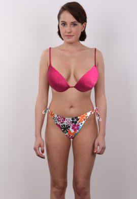 Hot Stuff Stylish Underwired Padded Floral Bikini Set