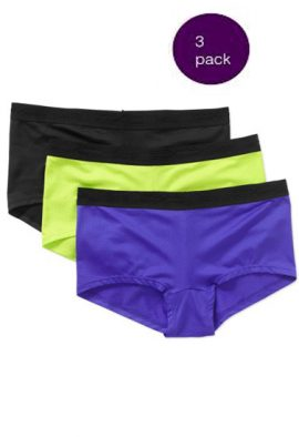 Unisex Hot Selling Soft Touch Cotton Boyshorts Pk Of 3