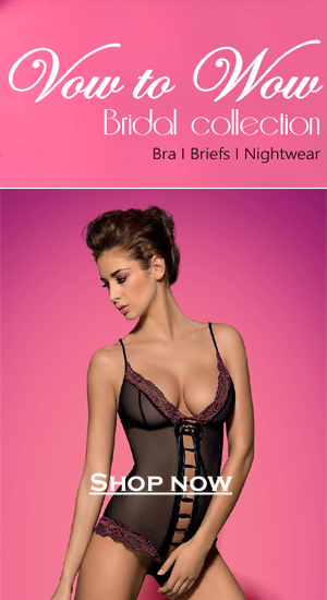 online lingerie shopping - babydoll - snazzyway