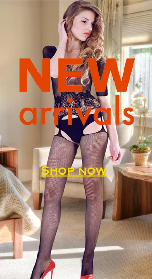 online lingerie shopping - stocking snazzyway