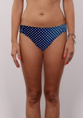 Coverme Polka Dot Cheeky Bikini Swim Brief