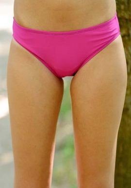 Girls Comfy Cotton Bikini Briefs For Men Pk Of 3
